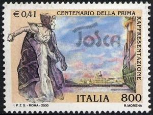 centenario della prima di Tosca
