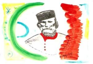 GARIBALDI Cartoline Circolo Filatelico con annullo 1° giorno 4 luglio 2007 - 06