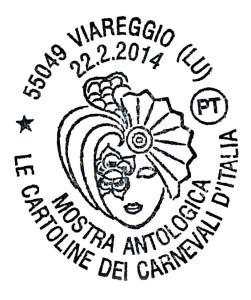 ANNULLO FILATELICO_0001 MOSTRA CARNEVALI