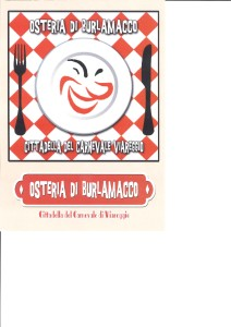 OSTERIA di BURLAMACCO - fronte