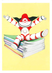 2015 n. 2a Burlamacco e le riviste di Andrea Lenzoni - fronte