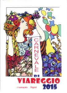 2015 n. 3 Allegoria di Carnevale di Mariapia Frigeri - fronte