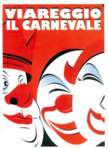 2015 n. 7 Burlamacco Ondina e Re Carnevale di Marco Salerni - fronte