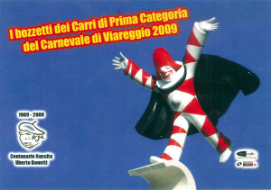 Bozzetti Carri di Prima Categoria 2009