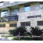 Cartolina Postale - Municipio - fronte