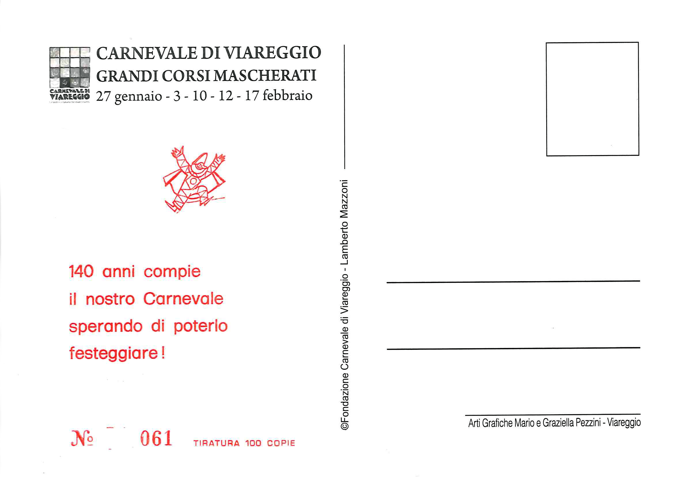 Circolo Filatelico Puccini