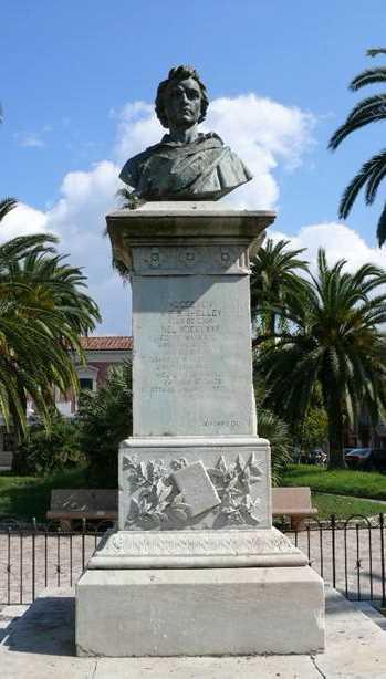 monumento shelley