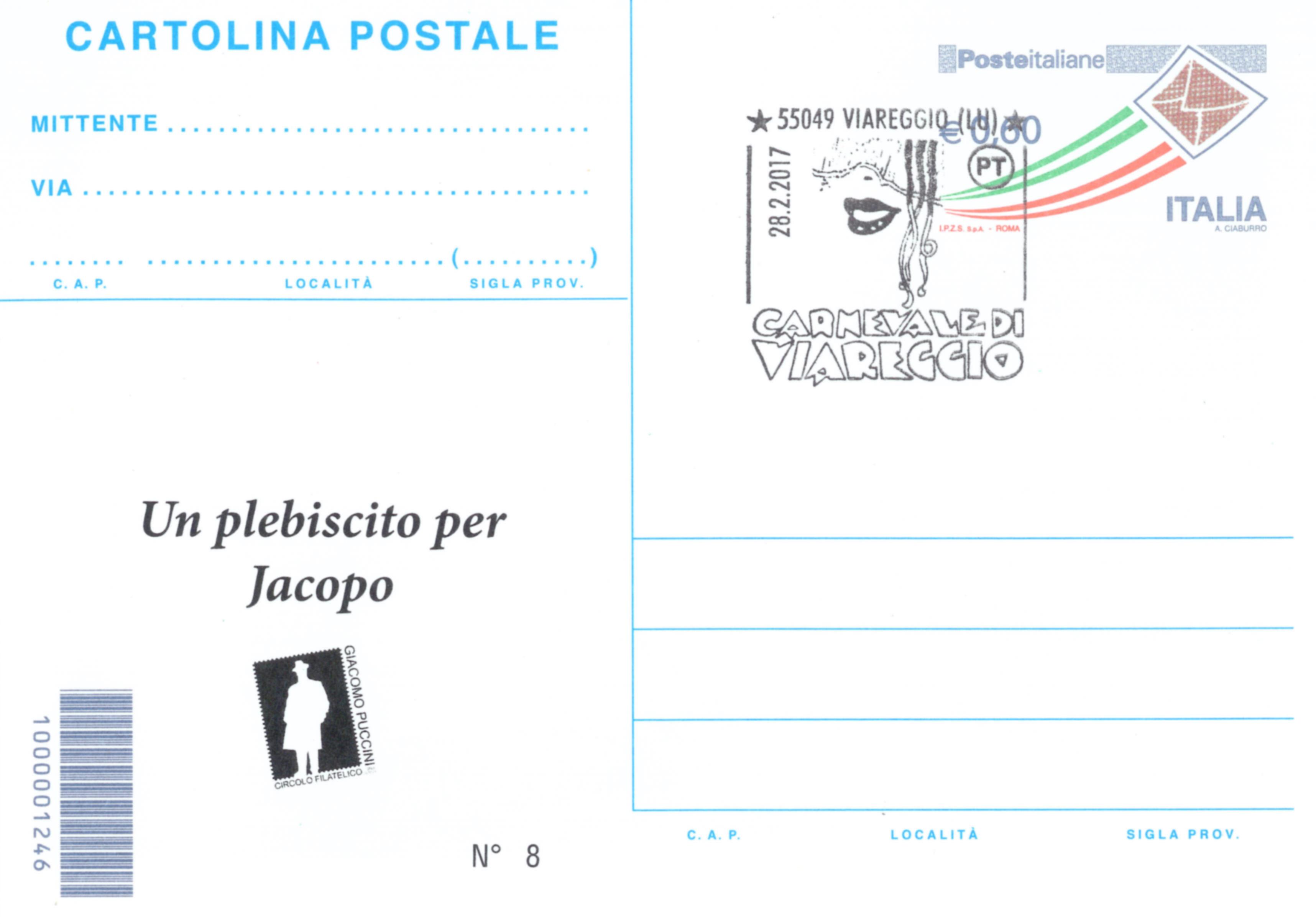 plebiscito Allegrucci retro