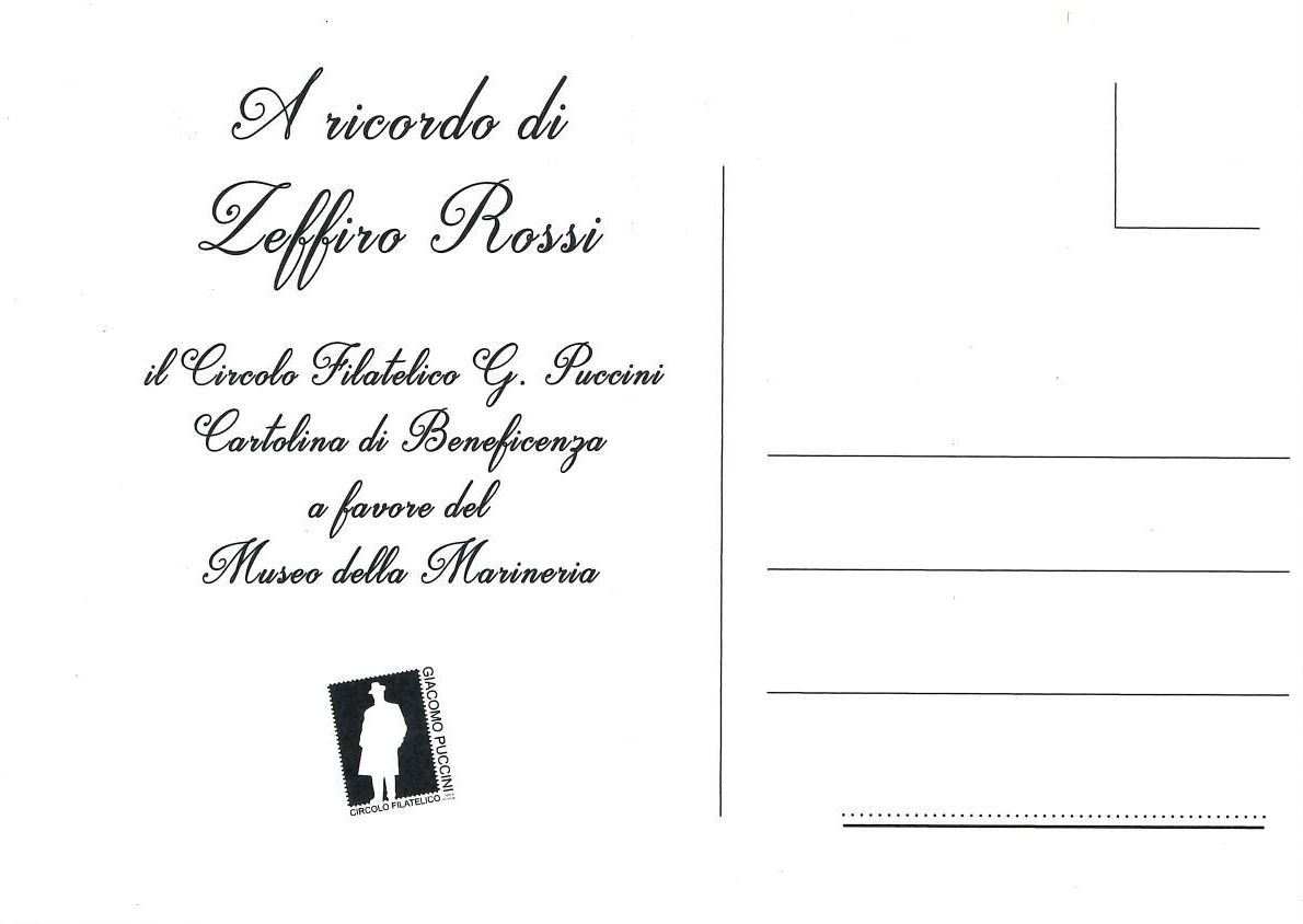 Zeffiro Rossi – retro